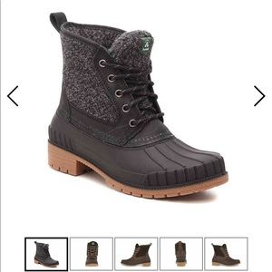 New Kamik Duck Boots